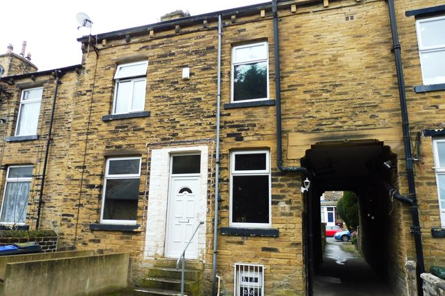 Thumbnail Terraced house for sale in Heaton Road, Manningham, Bradford