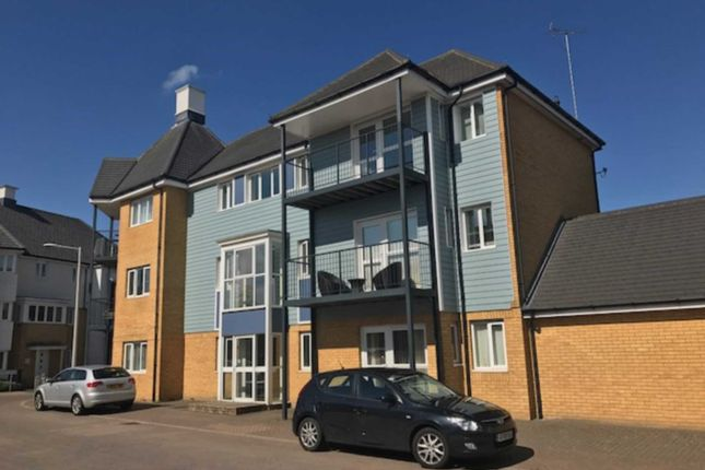 Thumbnail Flat to rent in Sir Henry Brackenbury Road, Ashford