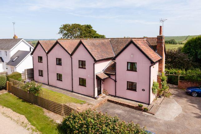 Thumbnail Detached house for sale in Grange Road, Ickleton, Saffron Walden