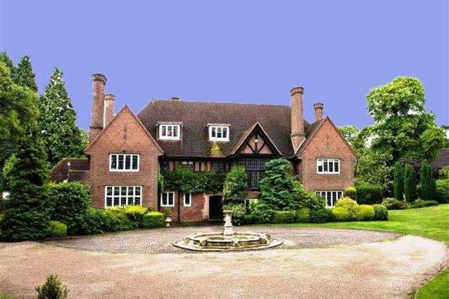 Thumbnail Detached house for sale in Bracebridge Road, Sutton Coldfield