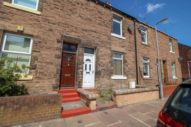 Thumbnail Terraced house to rent in Clementina Terrace, Carlisle