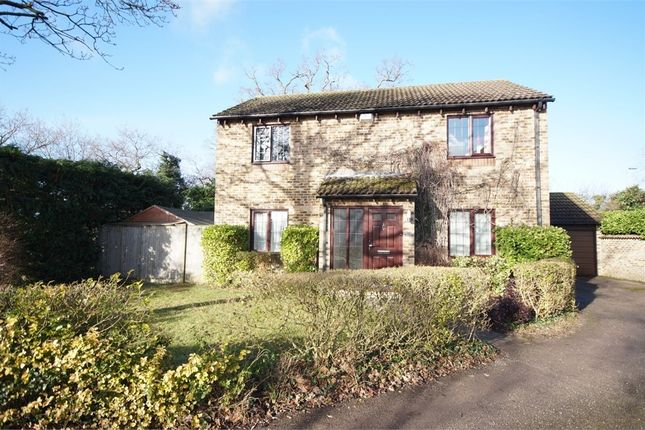 Thumbnail Detached house for sale in Mill Lane, Lower Earley, Reading, Berkshire