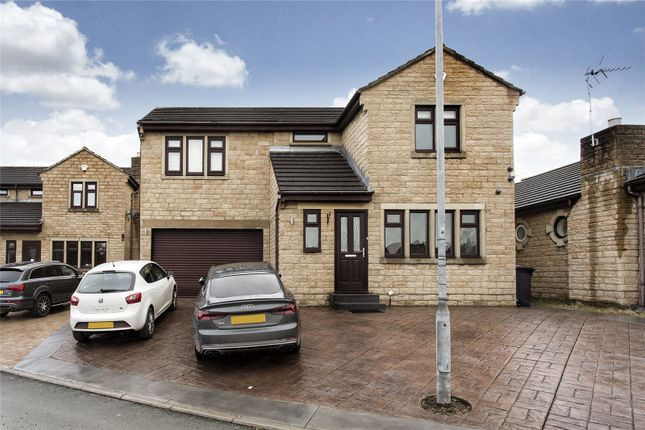 Thumbnail Detached house for sale in Lodge Farm Close, Dewsbury, West Yorkshire