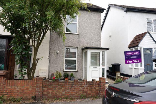 Thumbnail End terrace house for sale in Eden Road, Beckenham