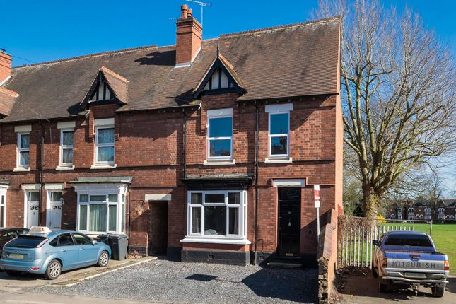 Thumbnail End terrace house for sale in Fox Hollies Road, Acocks Green, Birmingham