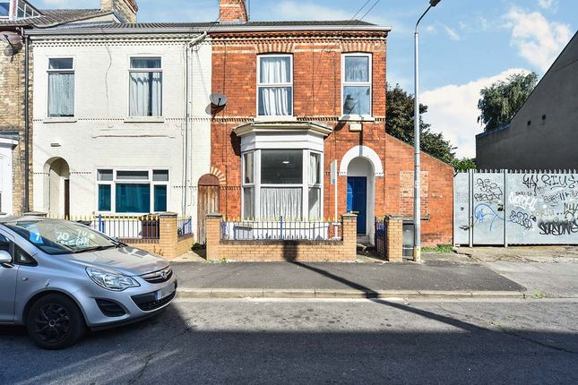 Thumbnail Terraced house for sale in Grafton Street, Hull, East Riding Of Yorkshi