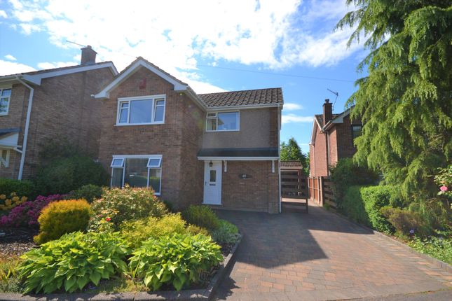 Detached house for sale in The Lea, Trentham, Stoke-On-Trent