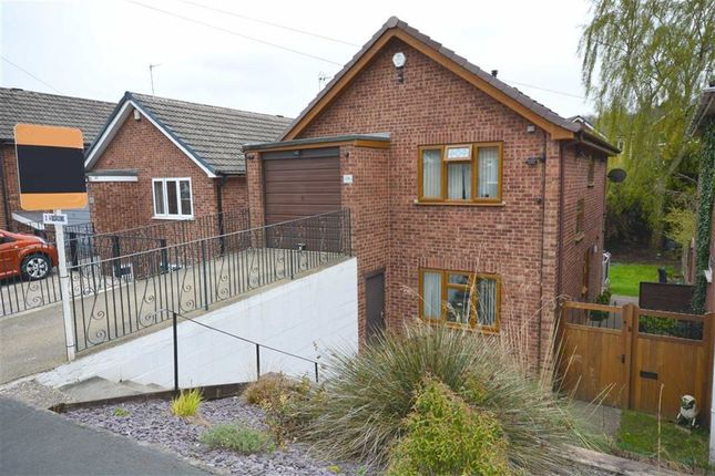 Thumbnail Detached house for sale in Northam Drive, Ripley