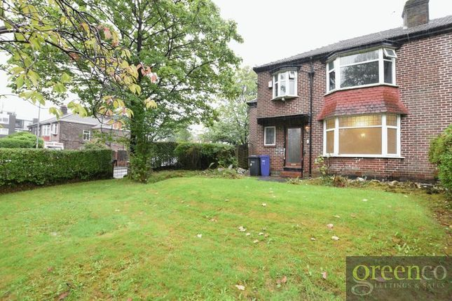 Thumbnail Property to rent in Brooklands Road, Crumpsall, Manchester