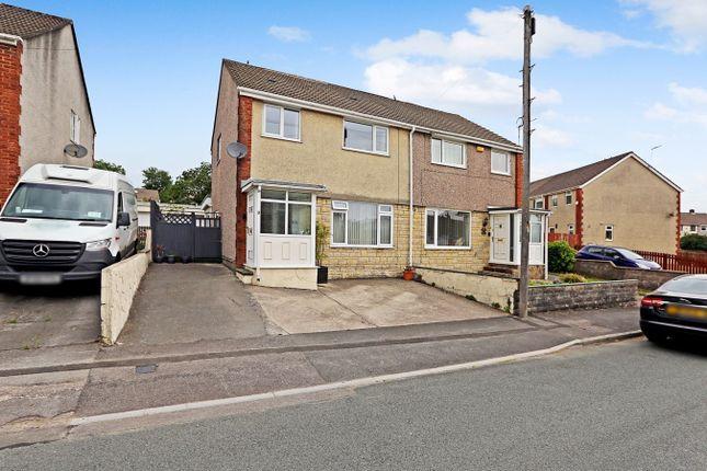 3 bed semi-detached house for sale in Crown Hill Drive, Llantwit Fardre, Pontypridd CF38
