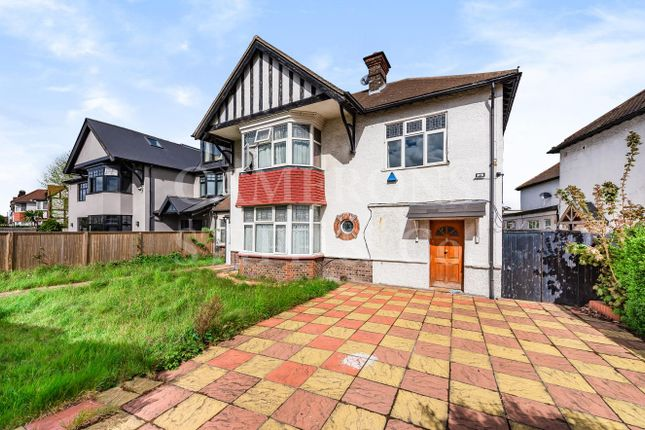 Thumbnail Semi-detached house for sale in Sidmouth Road, London
