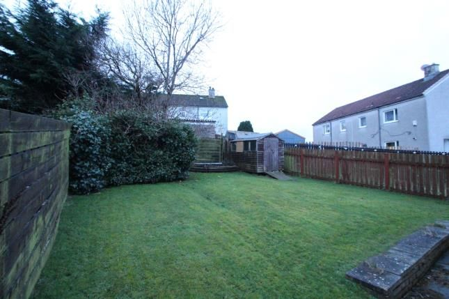 Garden of Loanlea Crescent, Larkhall, South Lanarkshire ML9