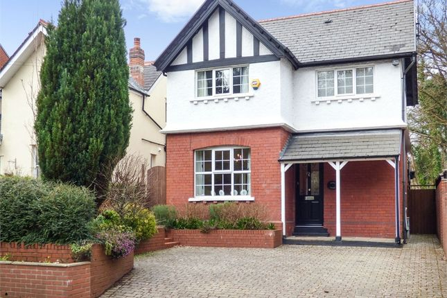 Thumbnail Detached house for sale in Lisvane Road, Llanishen, Cardiff, South Glamorgan