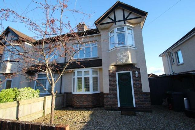 3 bed semi-detached house for sale in Feversham Road, Salisbury, Wilts