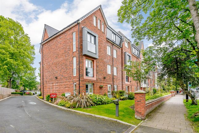2 bed flat for sale in Oakfield Court, Crofts Bank Road, Urmston, Manchester M41