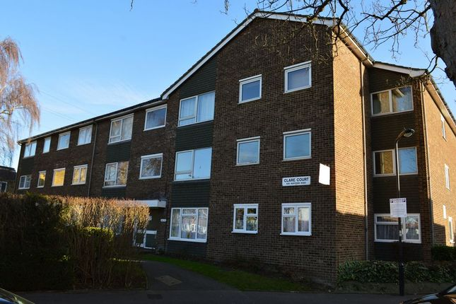 Thumbnail Flat for sale in Hertford Road, Enfield
