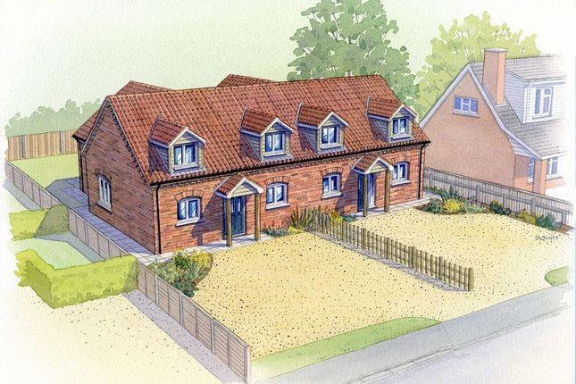 Thumbnail Semi-detached house for sale in Sandy Way, Ingoldisthorpe, Kings Lynn, Norfolk.