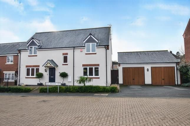 Thumbnail Detached house for sale in Kiln Orchard Way, Birstall, Leicester, Leicestershire