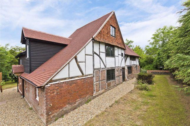 4 bed property for sale in The Street, Wrecclesham, Farnham, Surrey GU10