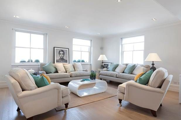 Thumbnail Flat to rent in Bedford Gardens, London