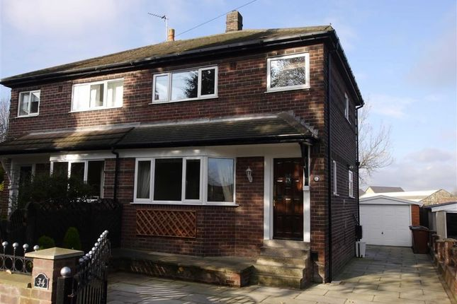 Thumbnail Semi-detached house to rent in Wellington Grove, Leeds, West Yorkshire