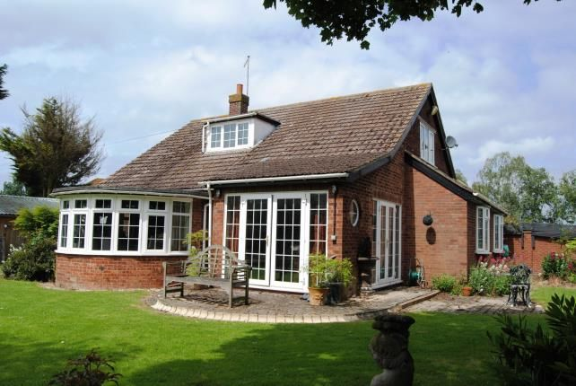 Thumbnail Detached house for sale in Walpole St. Peter, Wisbech