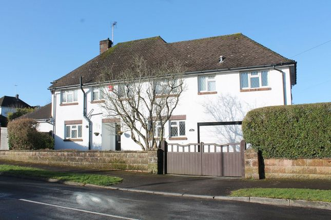 Thumbnail Detached house for sale in The Brow, Waterlooville