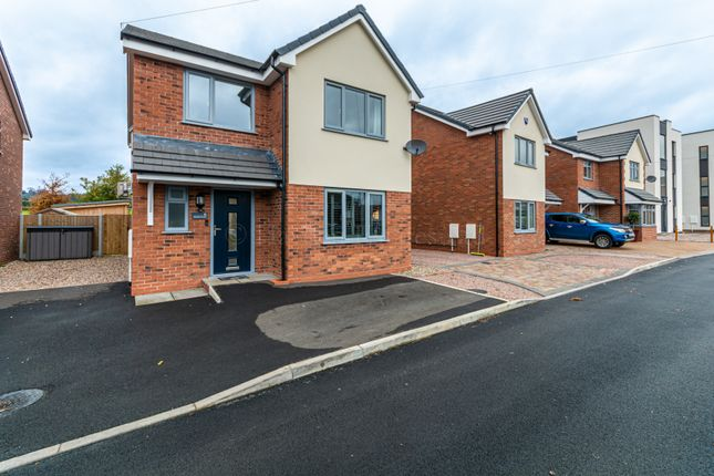 Thumbnail Detached house for sale in Eagles, Coningsby Drive, Kidderminster