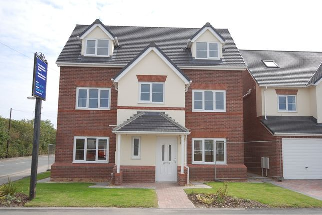 Detached house for sale in The Bleaberry Plot 10, West Avenue, Barrow-In-Furness