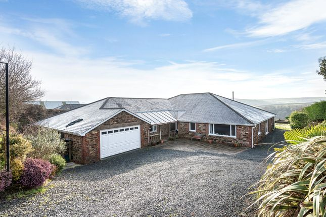 Thumbnail Detached bungalow for sale in Cornworthy, Totnes