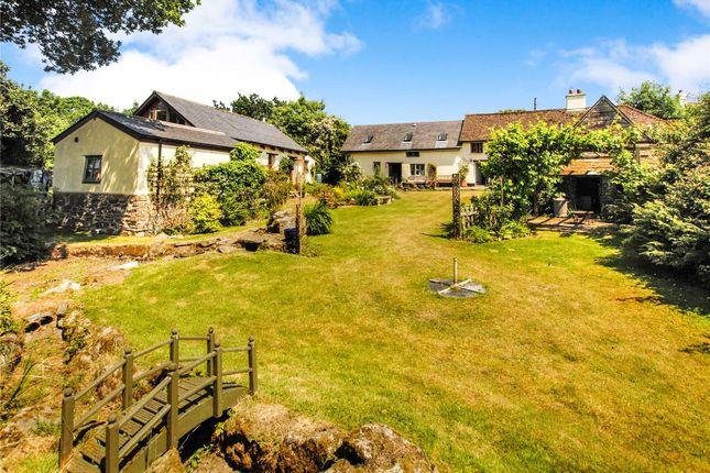 Thumbnail Detached house for sale in Sourton, Okehampton