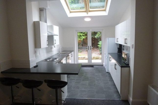 Thumbnail Detached house to rent in Charnock Avenue, Wollaton