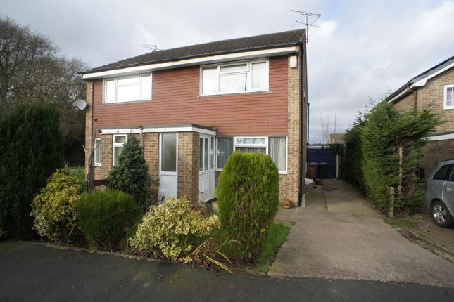2 bed semi-detached house to rent in Catterick Drive, Mickleover, Derby