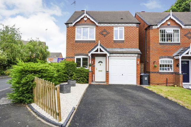 Thumbnail Detached house for sale in Osprey Road, Birmingham
