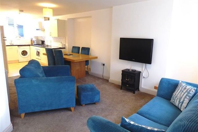 Thumbnail Flat to rent in Flat 2, 52 The Gill, Ulverston