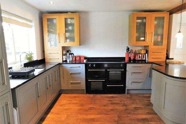 Kitchen of Bridge Close, Weston, Stafford ST18