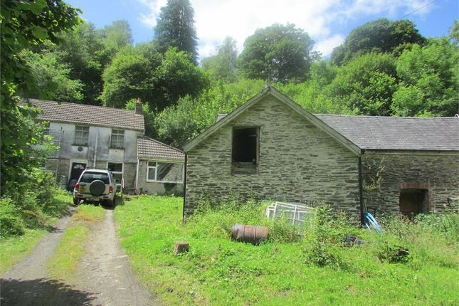 Thumbnail Detached house for sale in Llanboidy, Whitland, Carmarthenshire