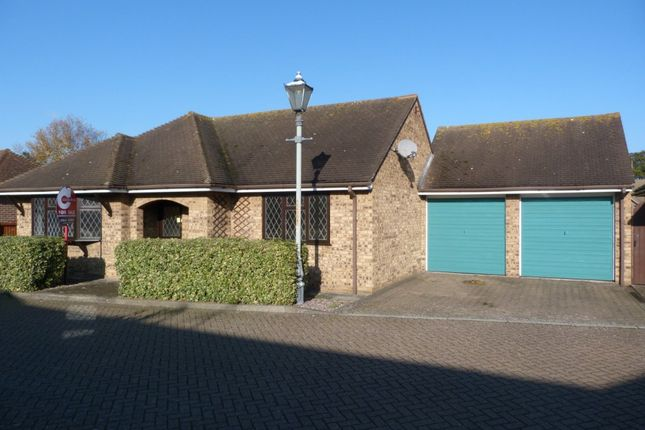 Thumbnail Detached bungalow for sale in Offley Close, Margate