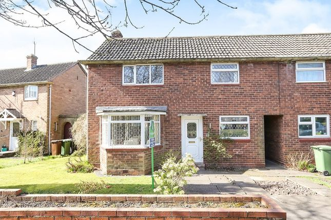 Thumbnail Semi-detached house for sale in Northdale, Wolverhampton