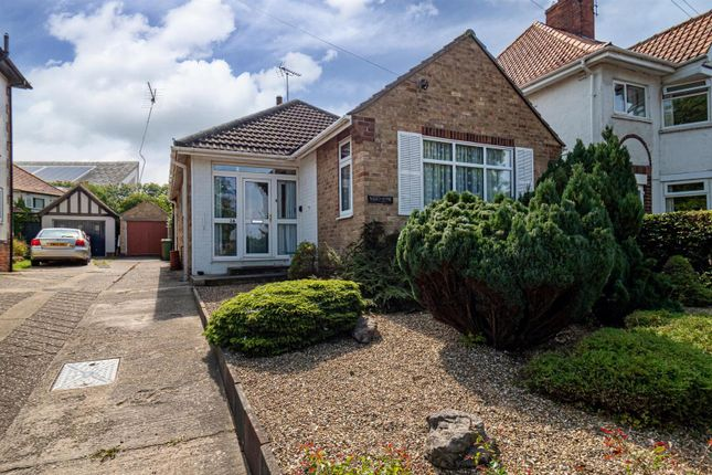 Thumbnail Detached bungalow for sale in Hull Road, Hornsea