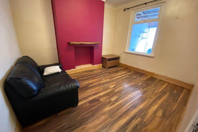 Lounge of Theodora Street, Splott, Cardiff CF24
