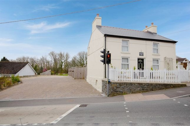 Detached house for sale in Hendre Road, Capel Hendre, Ammanford, Carmarthenshire