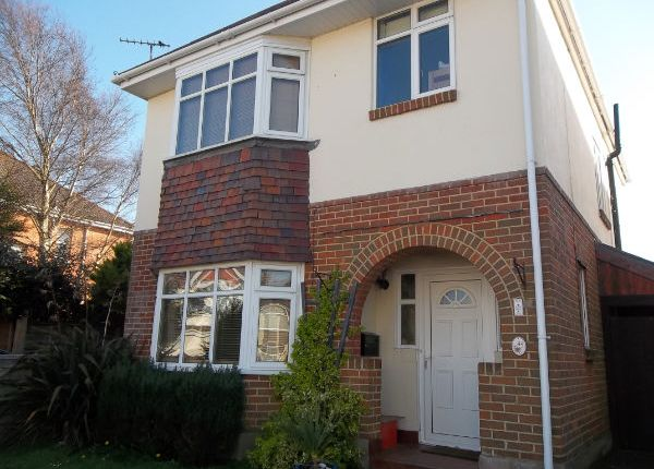 Thumbnail Detached house to rent in Fenton Road, Southbourne Bournemouth