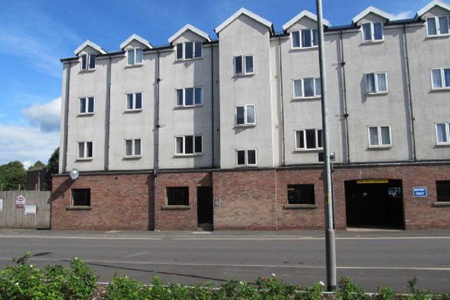 Thumbnail Flat to rent in Willow Court, Willowholme Road, Carlisle