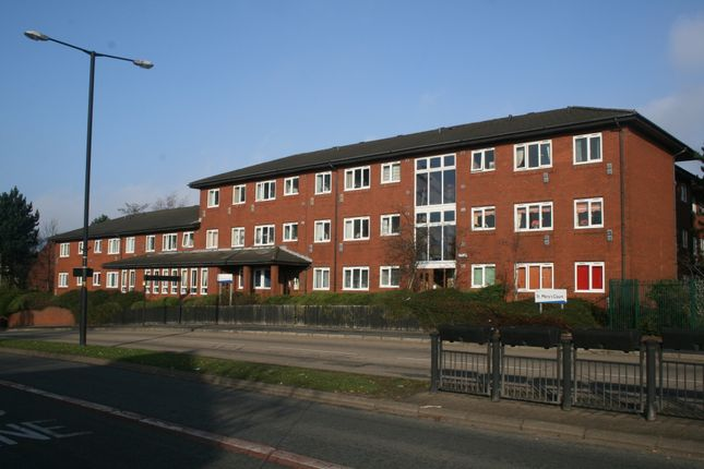 Thumbnail Flat to rent in St Marys Court, St Marys Way, Oldham