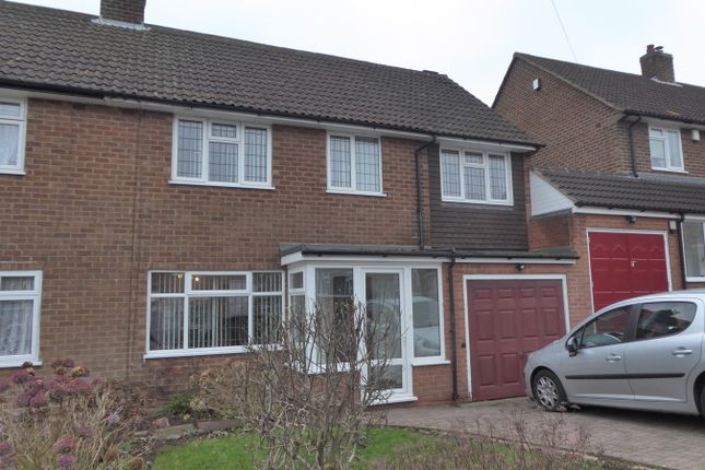 Thumbnail Semi-detached house for sale in Wirral Road, Birmingham