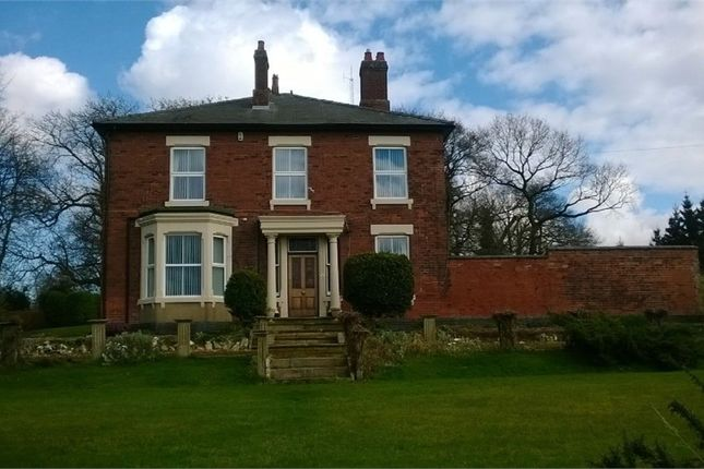 Thumbnail Detached house to rent in Tower Road, Burton-On-Trent, Staffordshire