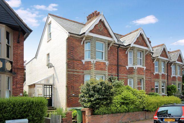 Thumbnail Semi-detached house for sale in Stephens Road, Tunbridge Wells