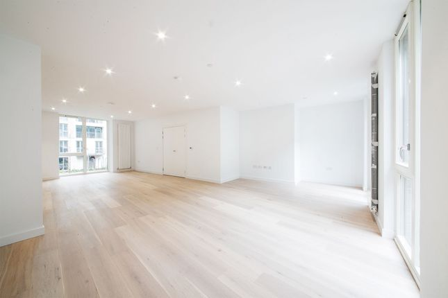 Terraced house to rent in Schooner Road, Royal Wharf, London