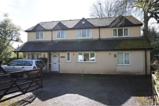 Thumbnail Detached house for sale in Bossell Road, Buckfastleigh